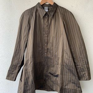 Unique and funky blouse/jacket